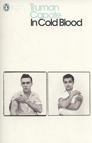 "Cover of an early edition of ""In Cold Blood"""